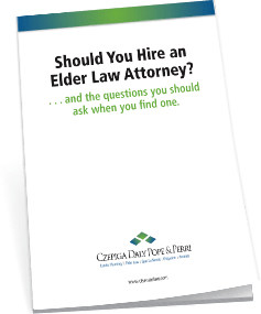 elder law report