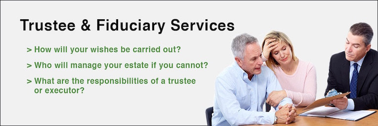 Trustee & Fiduciary Services